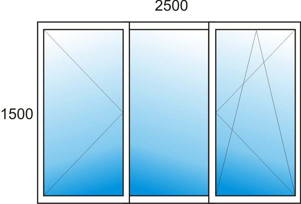 Новые окна рехау